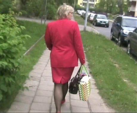 deutsche Amateur Milf Anal und Pissen
