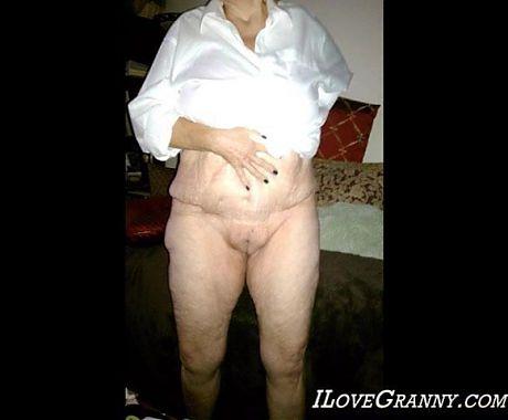 ILoveGrannY Homemade Granny Pictures Slideshow