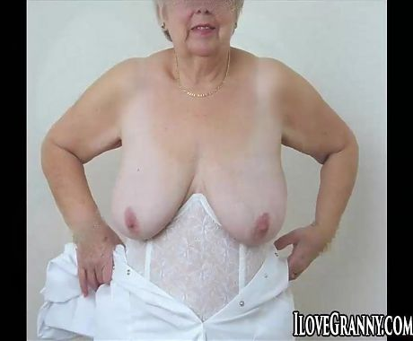 ILoveGrannY Collected Best Amateur Grannies