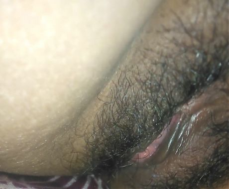 Indian aunty's tight pussy