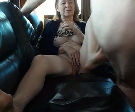 Mature sex and cum