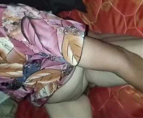Amateur Asian Granny Creampie