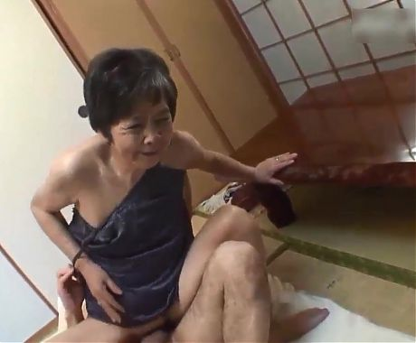 Japanese granny F - Part 3 of 3