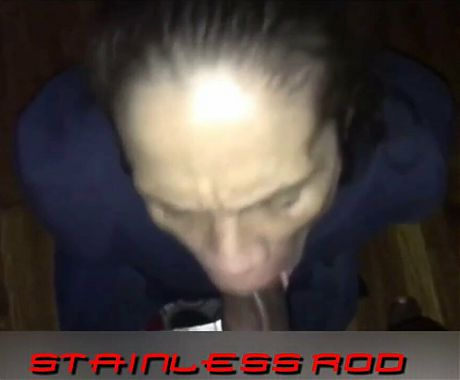 Mature Housewife Mouth Fucks Her BBC Bull 1