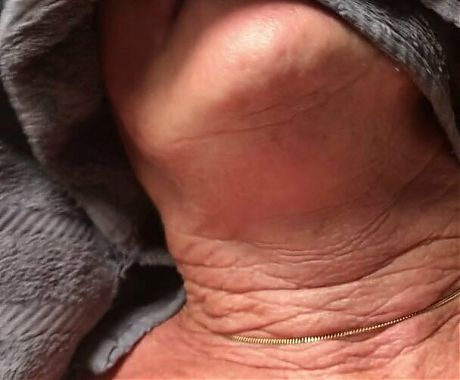 My 69yo mature wife Astrid fucked by dildo