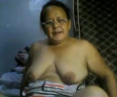Asian Granny Sesion
