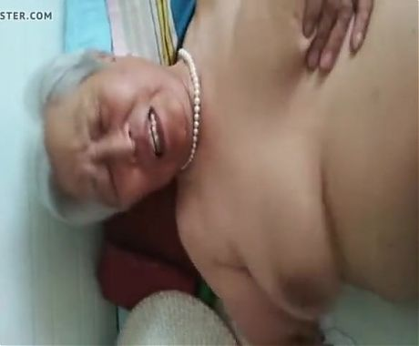 Asian Granny amateur