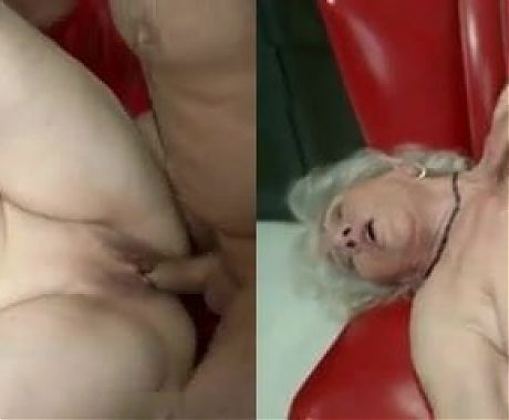 Grandma Norma has shaved pussy and 2 orgasms VR 5