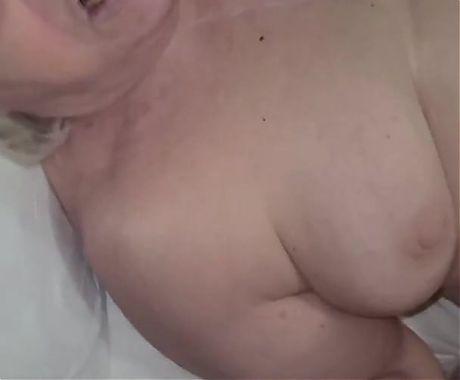 Granny sucking 2