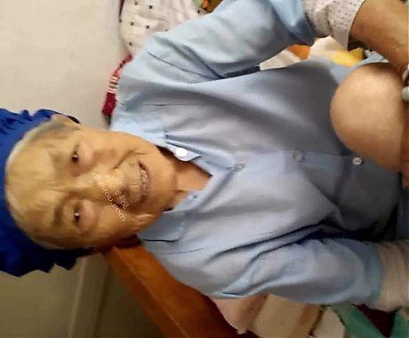 skinny chinese granny