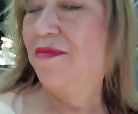 Hairy Pussy Peeing on the side of the road. Mature Latina